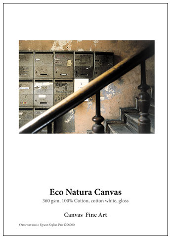 Канава - Eco Natura Canvas