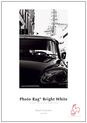 Арт Хартия - Photo Rag Bright White